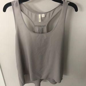 Gray Nordstrom top